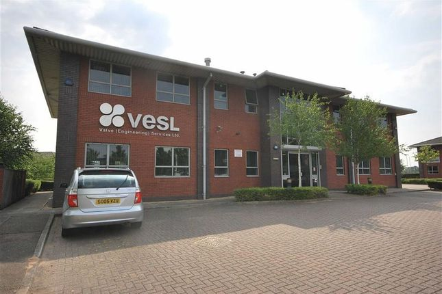 Office to let in 4, Thorpe Way, Leicester