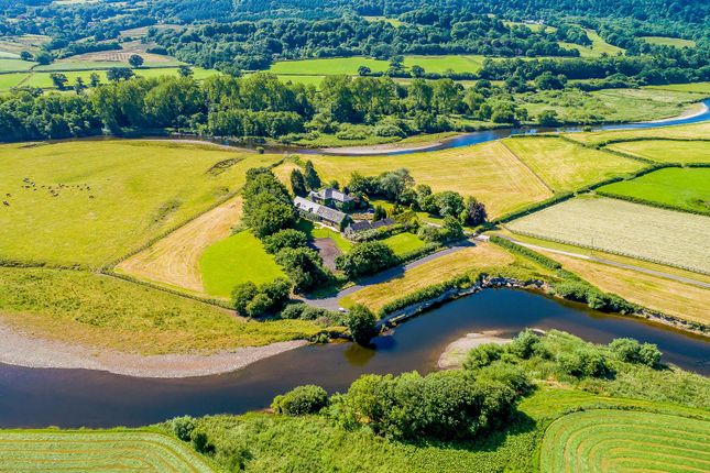 Thumbnail Property for sale in Dryslwyn, Carmarthen
