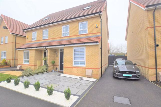 3 bed semi-detached house for sale in Wentworth Road, Stanford-Le-Hope, Essex SS17