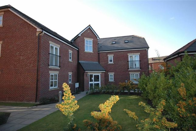 Thumbnail Flat to rent in Abernethy Court, Bolton