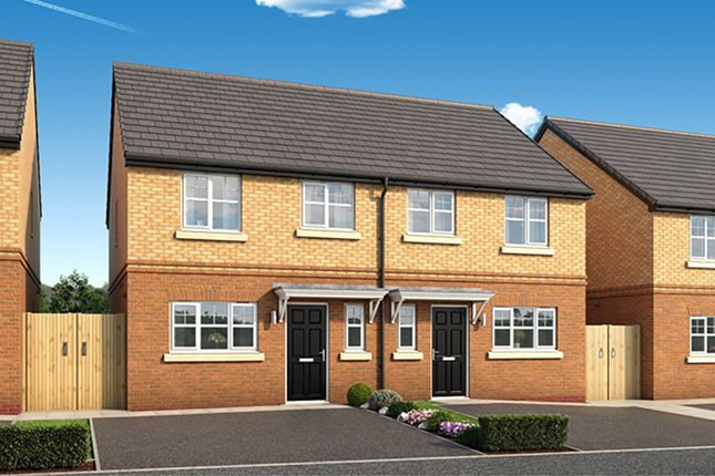"Thumbnail Property for sale in ""The Kellington"" at Newbury Road, Skelmersdale"