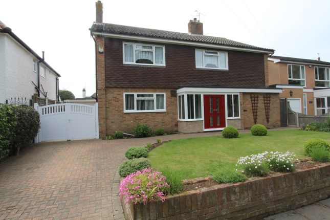 Thumbnail Detached house for sale in Connaught Gardens West, Clacton-On-Sea
