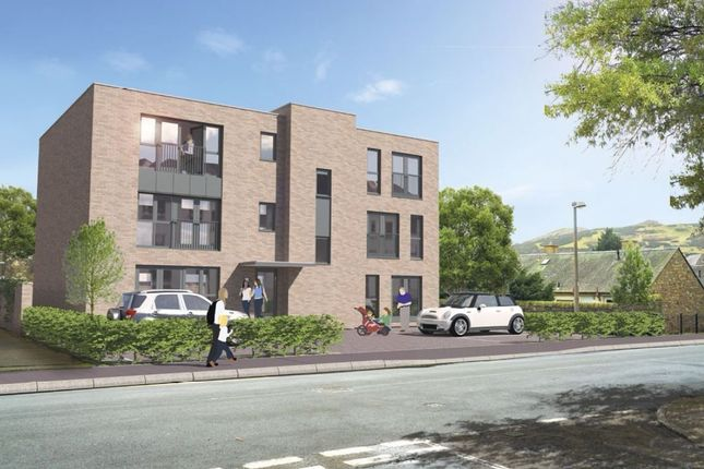 Thumbnail Flat for sale in 2, First Floor, Salisbury View, Loaning Road, Edinburgh