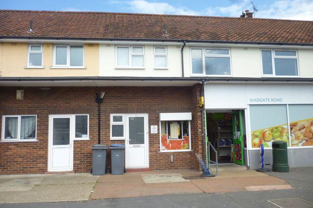 Thumbnail Flat to rent in Wadgate Road, Felixstowe