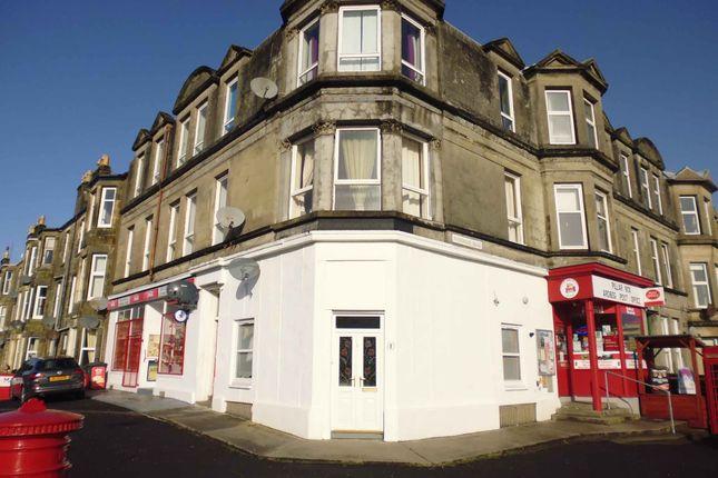 Thumbnail Maisonette for sale in Ground Floor Maisonette, 1, Wyndham Road, Ardbeg, Rothesay, Isle Of Bute