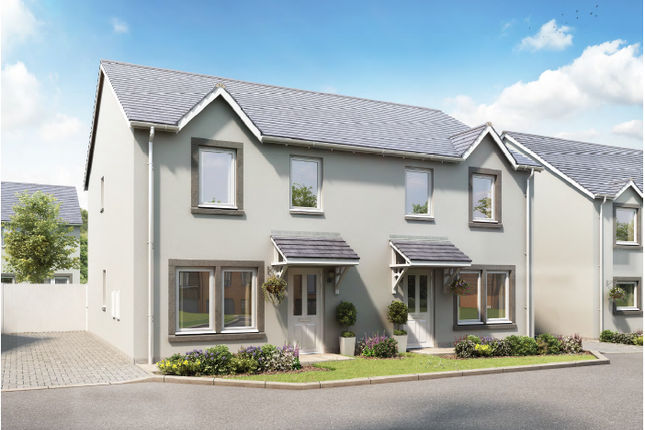 Semi-detached house for sale in Waterside Road, Peterhead