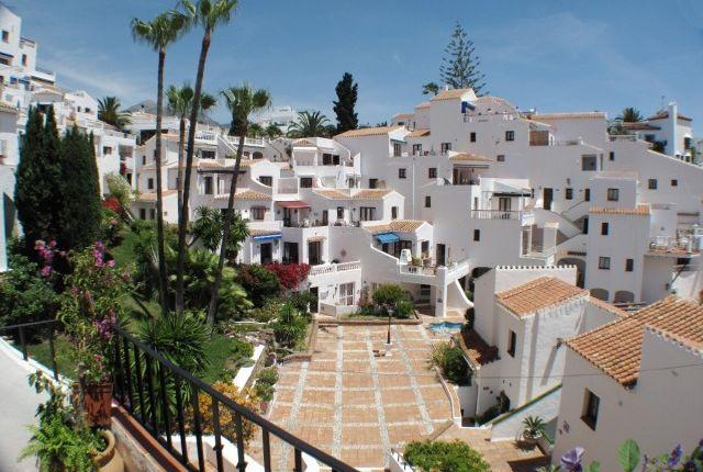 Urbanisationview of Spain, Málaga, Nerja, East Nerja, Capistrano Playa