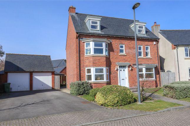 Thumbnail Detached house for sale in Magnolia Gardens, Almondsbury, Bristol