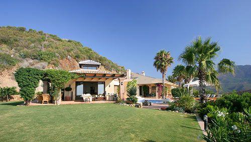 View Of Property of Spain, Málaga, Benahavís