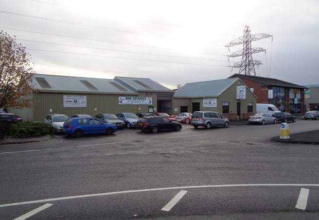 Thumbnail Industrial to let in Sydenham Road, Belfast, County Antrim