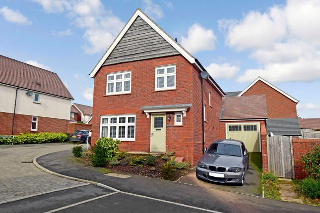 Thumbnail Detached house for sale in Goshawk Rise, Penallta, Hengoed