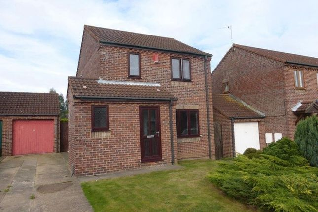 3 bed detached house for sale in Primrose Way, Bradwell, Great Yarmouth