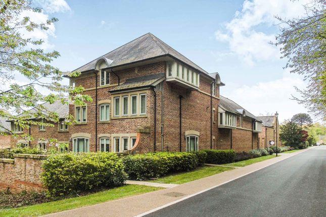 Thumbnail Flat for sale in Hartford Hall Estate, Bedlington