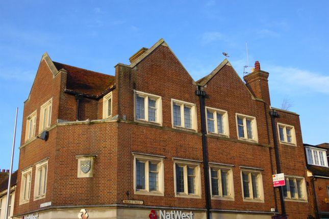 Thumbnail Flat for sale in High Street, Hailsham