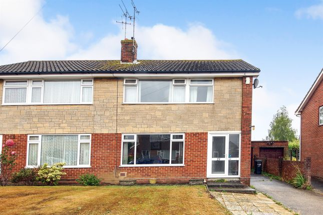 Semi-detached house for sale in Christopher Close, Yeovil