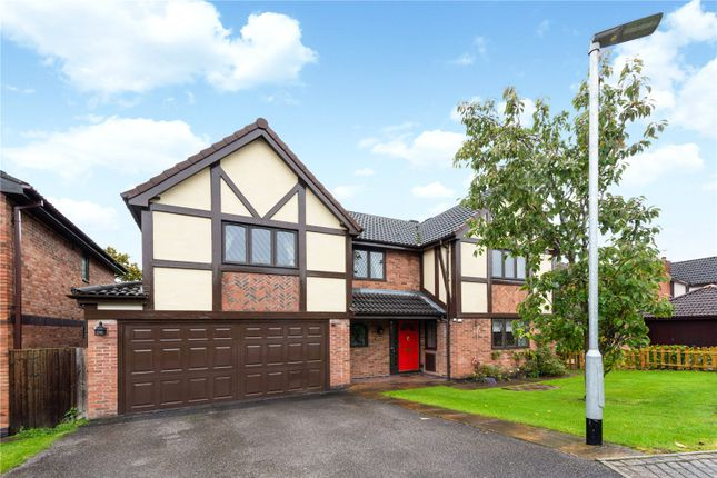 Thumbnail Detached house for sale in Hollingford Place, Knutsford, Cheshire