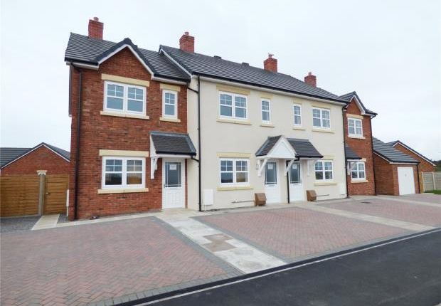 Thumbnail End terrace house for sale in Plot 14 Coniston, Harvest Park, Silloth, Wigton