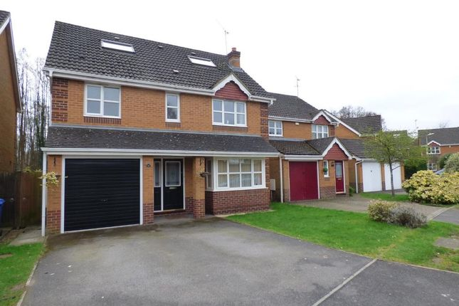 Thumbnail Detached house for sale in Wisley Gardens, Farnborough