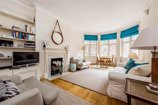 2 bed flat to rent in Drayton Gardens, Chelsea, London