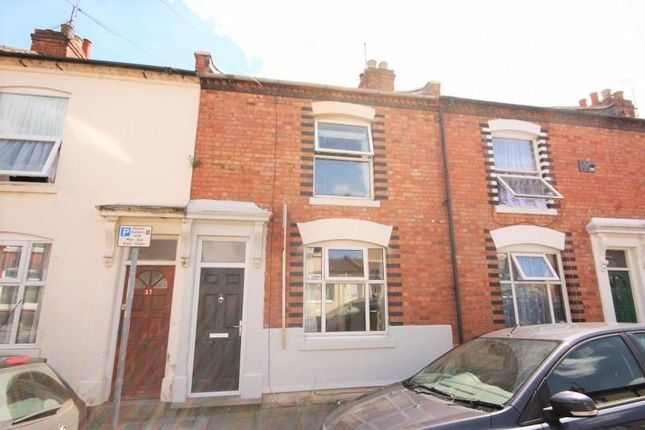 Thumbnail Terraced house for sale in Somerset Street, The Mounts, Northampton