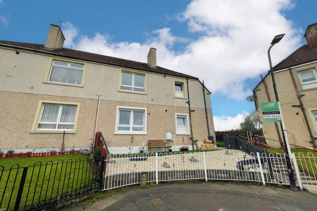 2 bed flat for sale in Drumpellier Crescent, Coatbridge ML5