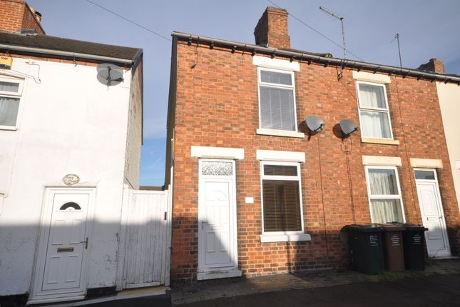 2 bed end terrace house to rent in Chapel Street, Church Gresley, Swadlincote DE11