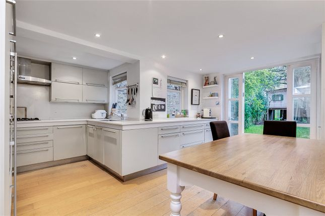 Kitchen of Bective Road, London SW15