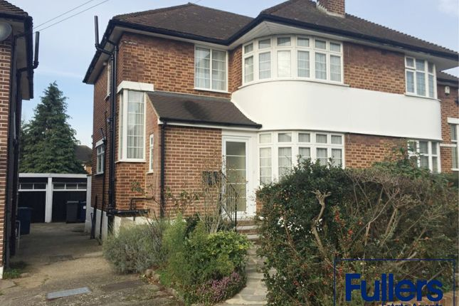 Semi-detached house for sale in Friars Walk, London