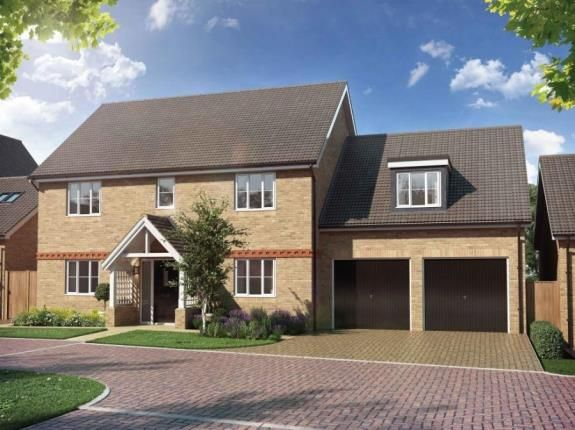 Thumbnail Detached house for sale in The Ridings, Upper Caldecotte