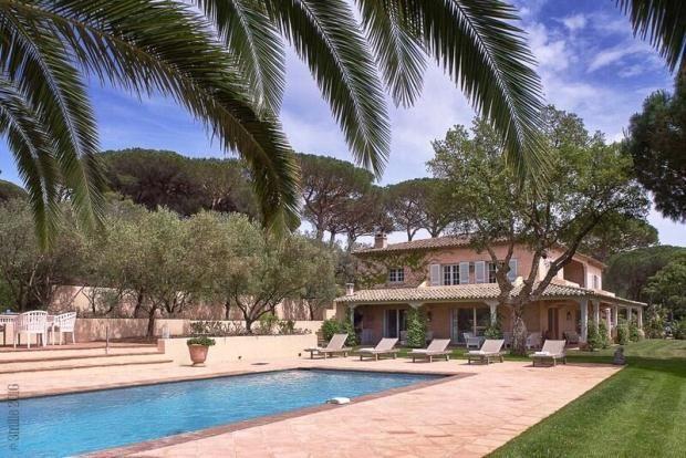 Thumbnail Property for sale in Les Parcs De Saint Tropez, Saint Tropez, French Riviera, 83990