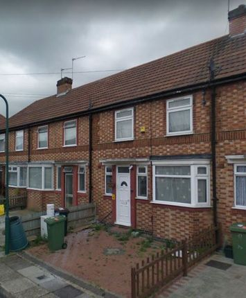 Thumbnail Terraced house for sale in Bamford Avenue, Wembley