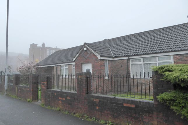 Thumbnail Detached bungalow to rent in Livesey Street, Manchester