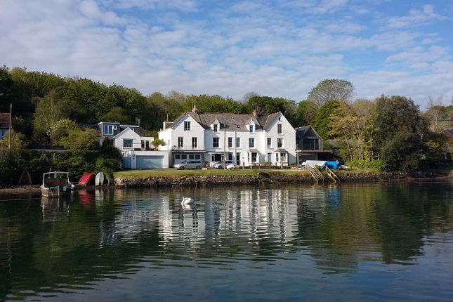 Thumbnail Town house for sale in Church Road, Mylor Bridge