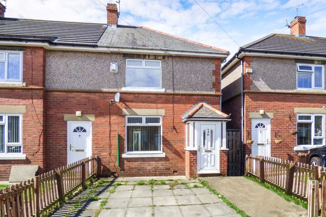 Thumbnail Terraced house for sale in Burnside Avenue, Annitsford, Cramlington