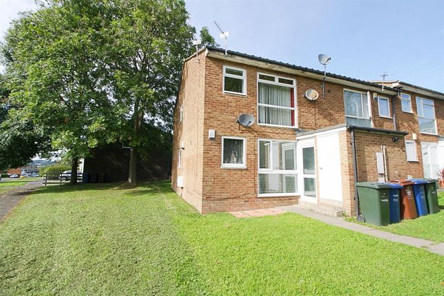 Thumbnail 1 bed flat for sale in Burnham Avenue, Newcastle Upon Tyne