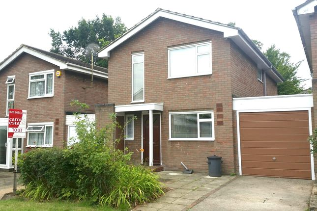 Thumbnail Detached house to rent in Stambourne Way, Upper Norwood