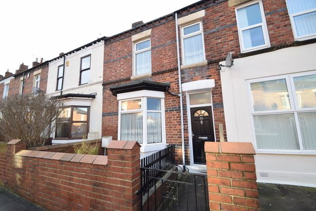 Thumbnail Terraced house to rent in Belle Grove West, Newcastle Upon Tyne