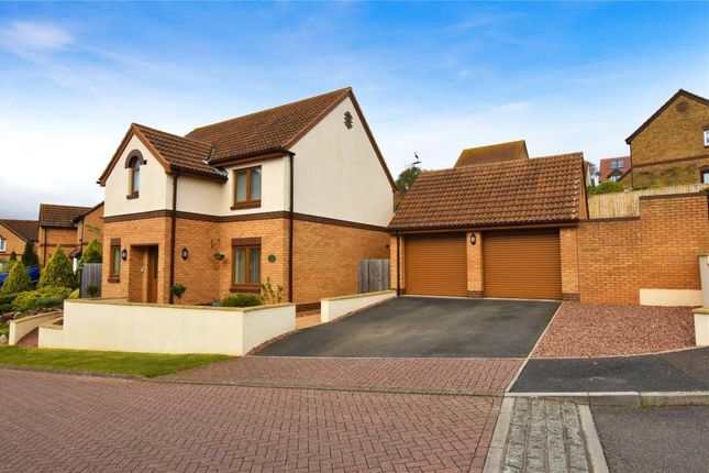 Thumbnail Detached house for sale in Abbey Close, Teignmouth, Devon