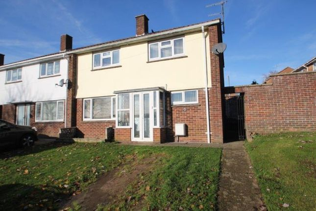 3 bed end terrace house for sale in Seth Ward Drive, Bishopdown, Salisbury