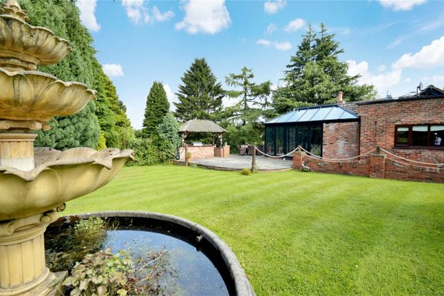 Thumbnail Detached house to rent in Wood Lane North, Adlington, Macclesfield, Cheshire