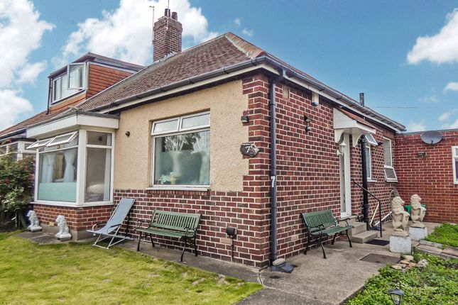 Thumbnail Bungalow for sale in Debdon Gardens, Newcastle Upon Tyne