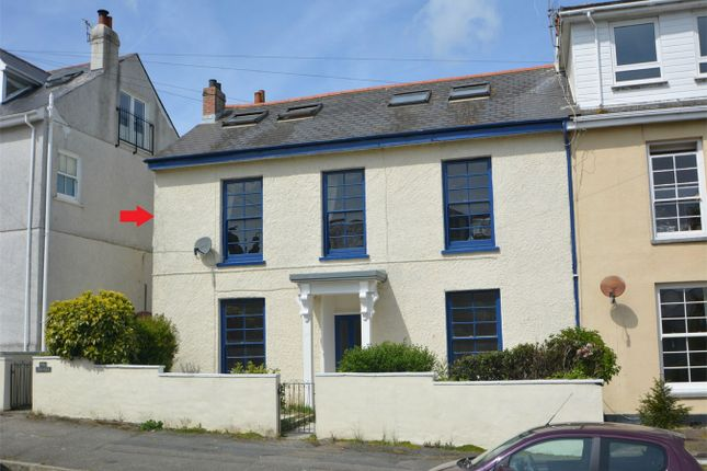 Thumbnail Flat for sale in Trevethan Road, Falmouth