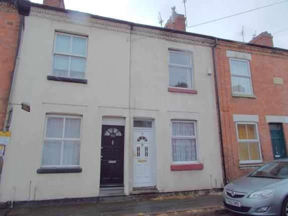 3 bed terraced house for sale in Knighton Lane, Leicester