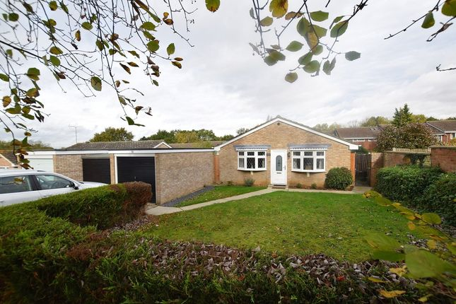 Thumbnail Detached bungalow for sale in Poplar Close, Halstead