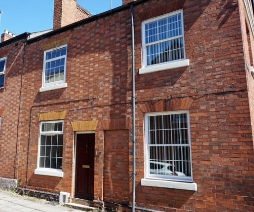 Thumbnail Terraced house for sale in West Street, Leicester