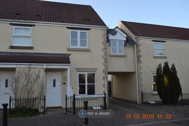 Thumbnail Terraced house to rent in St. Margarets Close, Calne