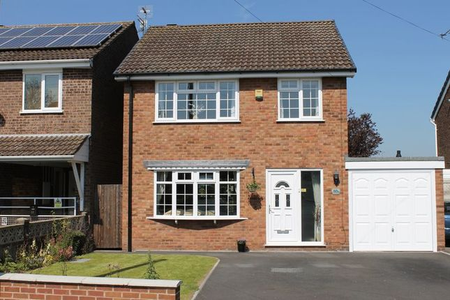 Thumbnail Detached house for sale in Cherrybrook Drive, Penkridge, Stafford