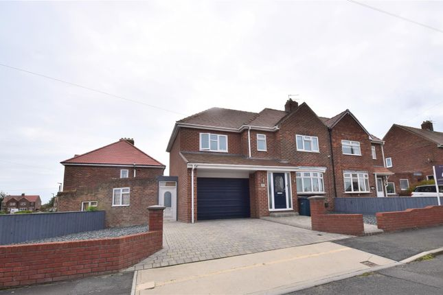 Thumbnail Semi-detached house for sale in Cambridge Road, Silksworth, Sunderland