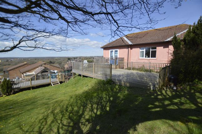 Thumbnail Detached house for sale in Burhill Way, St Leonards, East Sussex