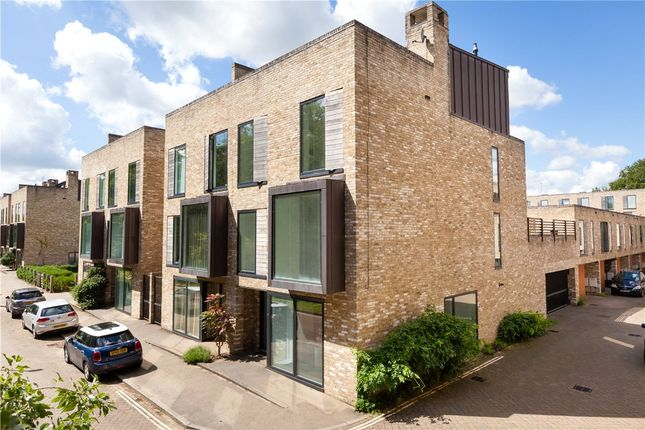 Thumbnail Detached house for sale in Henslow Mews, Cambridge